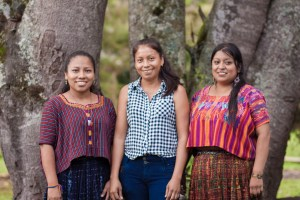 Empoderando a las mujeres de Chisec