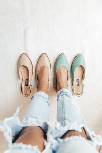 Los zapatos que de verdad dejan huella