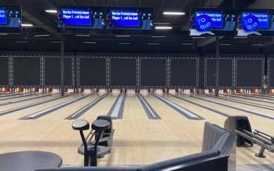 Bowling Alley Installation String Pinsetters Orlando Keg Social Funk Bowling 11 Of 1