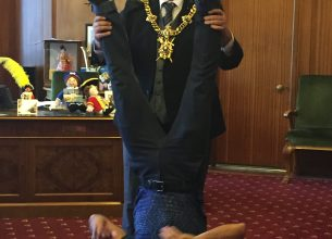 Lord Mayor Headstand Funk Format