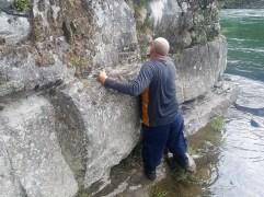 Befaring langs elva