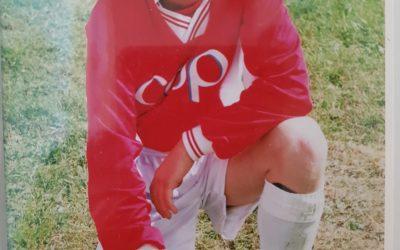 Første fotballtrening på 19år!