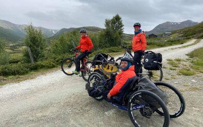 Tour de Dovre: Opplevelser fra en håndsyklist