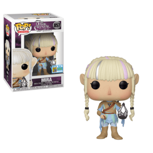 POP TELEVISION DARK CRYSTAL AGE Of RESISTANCE MIRA SDCC 2019 VF 857