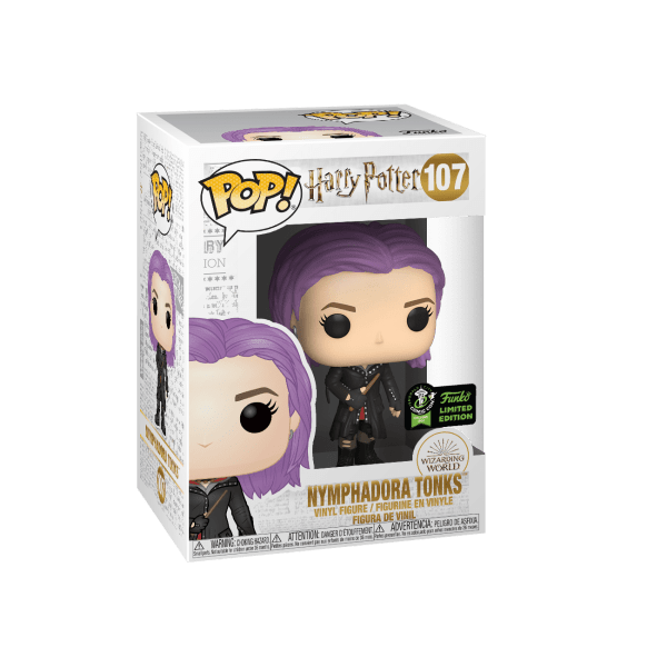 POP HARRY POTTER – NYMPHADORA TONKS (ECCC 2020) VF [107]