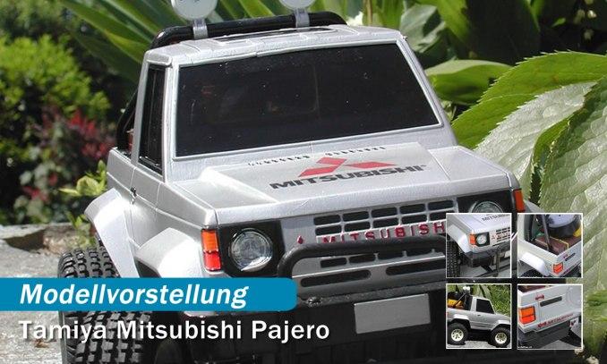 Tamiya Mitsubishi Pajero