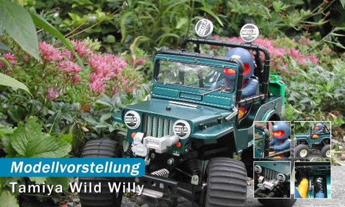Tamiya Wild Willy