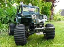 Tamiya WildWilly