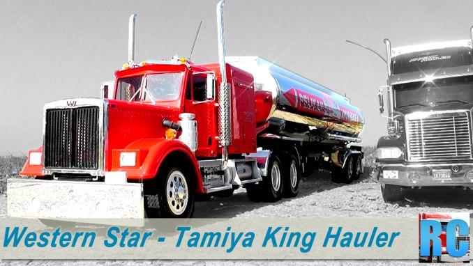 Western Star Tamiya King Hauler