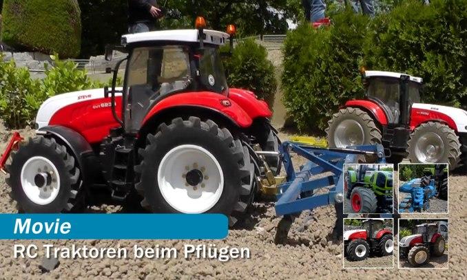 RC Modell Traktoren