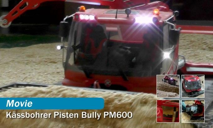 RC Pistenbully Kässbohrer PM600