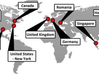 vpn map