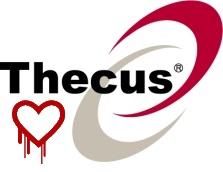 Thecus logo en black 02