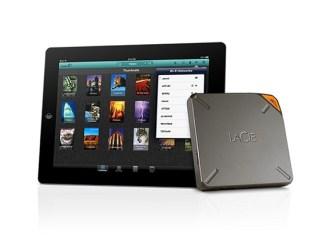 Fuel with iPad1