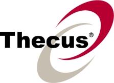 Thecus logo en black 45
