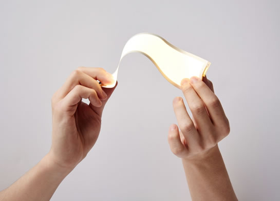 flexible-oled-lighting-panel