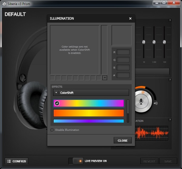 SteelSeries Siberia v3 Prism Gaming Headset Review - Page 5