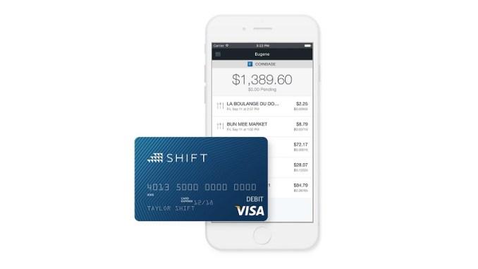 shiftcard