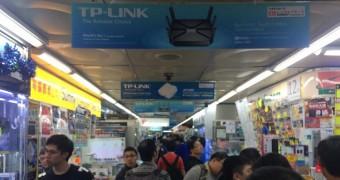The Golden Computer Plaza (Arcade) - Sham Shui Po, Hong Kong