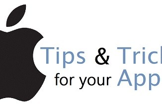 tips and tricks apple 1
