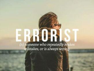5 errorist