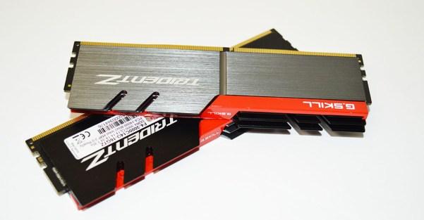 GSkill TridentZ 16GB 3000C14 pht18