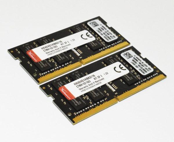 HyperX Impact 16GB pht8