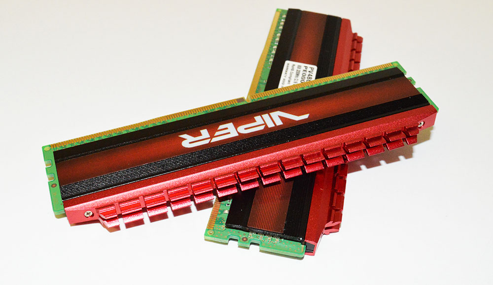 Patriot Viper 4 8GB DDR4-3200 CL16 Memory Kit Review - FunkyKit