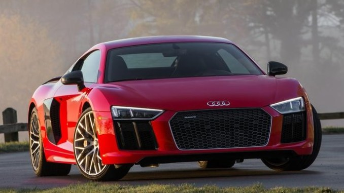 2017 Audi R8 V10 Plus Love At First Sight Funkykit