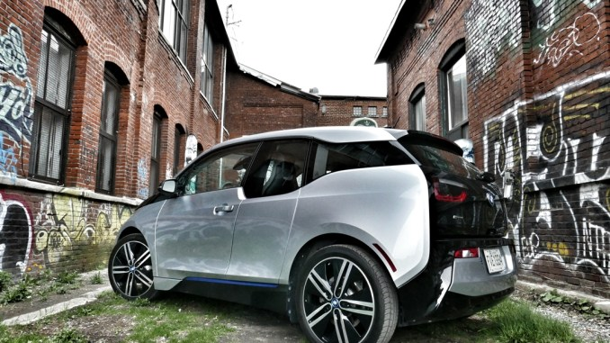 2016 Bmw I3 Review The Electric Time Machine Funkykit
