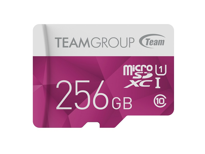 TEAMGROUP  Color Card_256GB