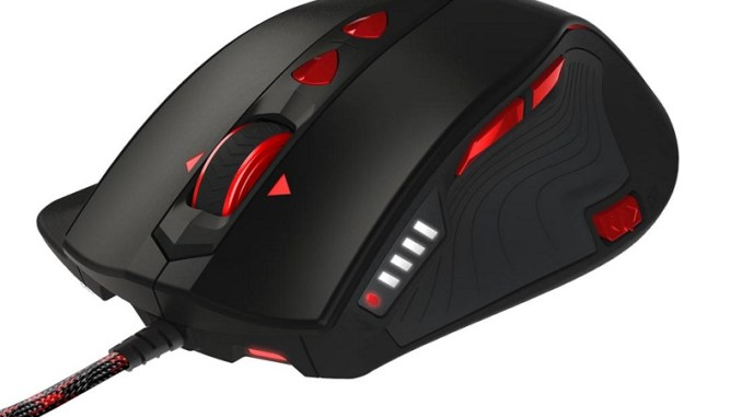 8fb2a003381 Patriot Viper V560 Laser Gaming Mouse Review - FunkyKit