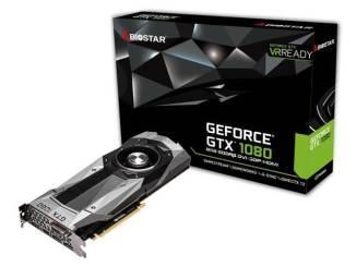 BIOSTAR GeForce GTX 1080