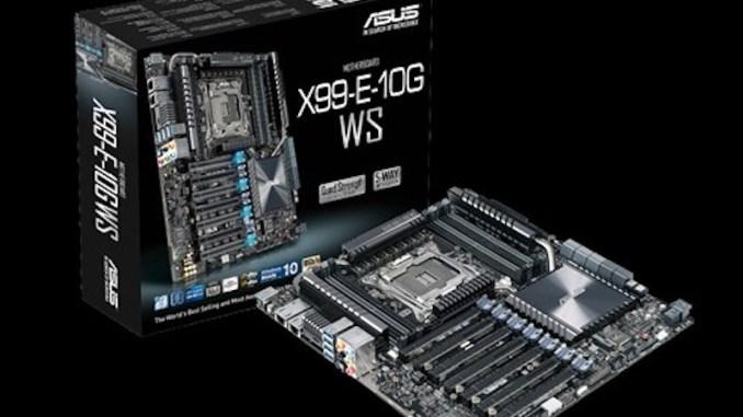 X99-E 10G WS