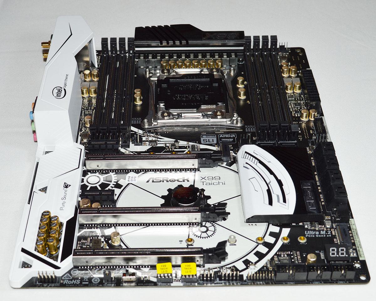ASRock X99 Taichi Intel LAN Drivers Windows