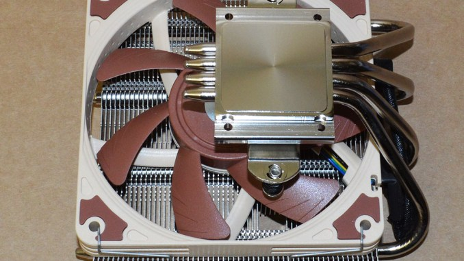 Noctua NH-L12S CPU Cooler Review - FunkyKit