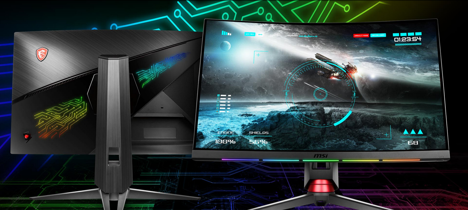 MSI Intros the OPTIX MPG27CQ Monitor 3