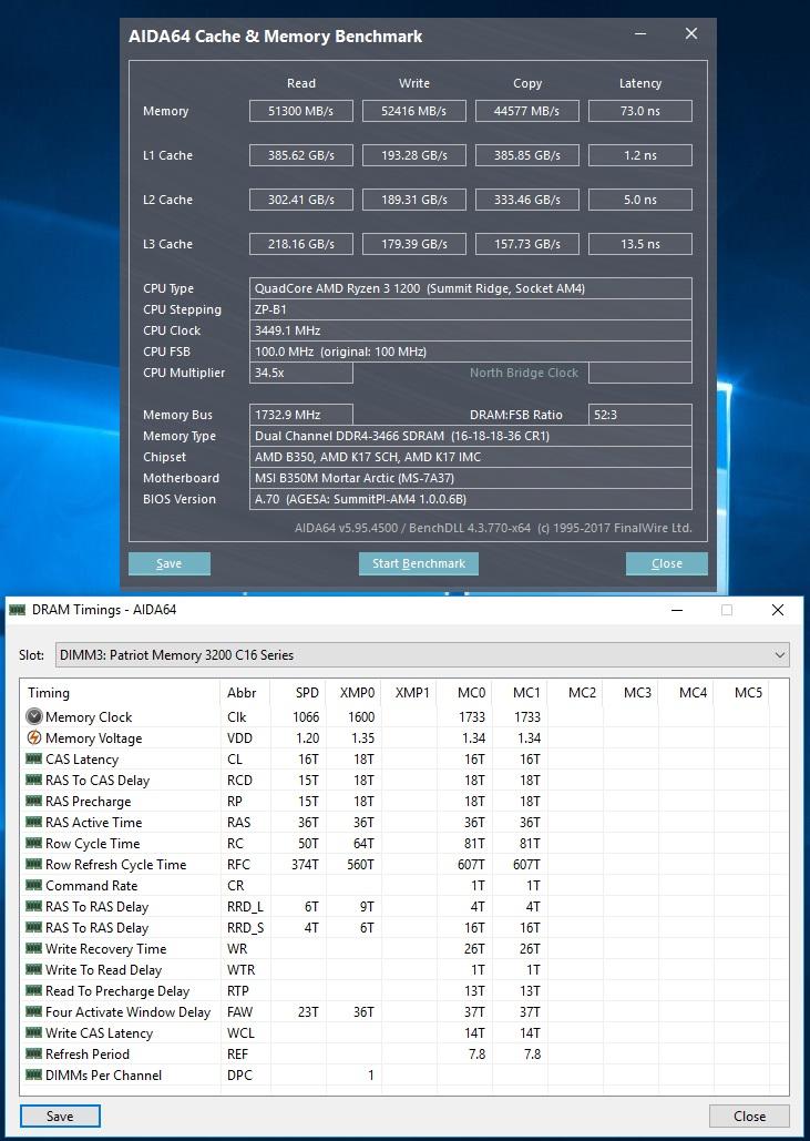 Patriot Viper LED 16GB DDR4-3200 Memory Kit Review - Page 3