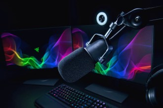 Razer Seiren Elite Microphone 2