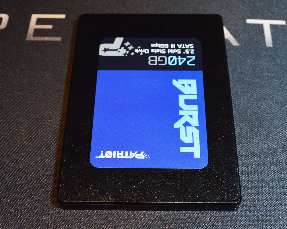 Patriot Burst 240gb 25 Sata Iii Ssd Review Funkykit Team L7 Evo A Form Factor The Is Perfect For Any Ultrabook Or Laptop Upgrade Patriots Comes In Two Sizes Every User At 120gb And