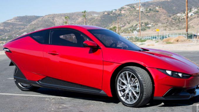 Sondor 3 Wheel Electric Car Will Cost You 3 6k Funkykit