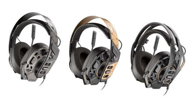 Plantronics Announces New RIG 500 PRO Series Gaming Headsets - FunkyKit