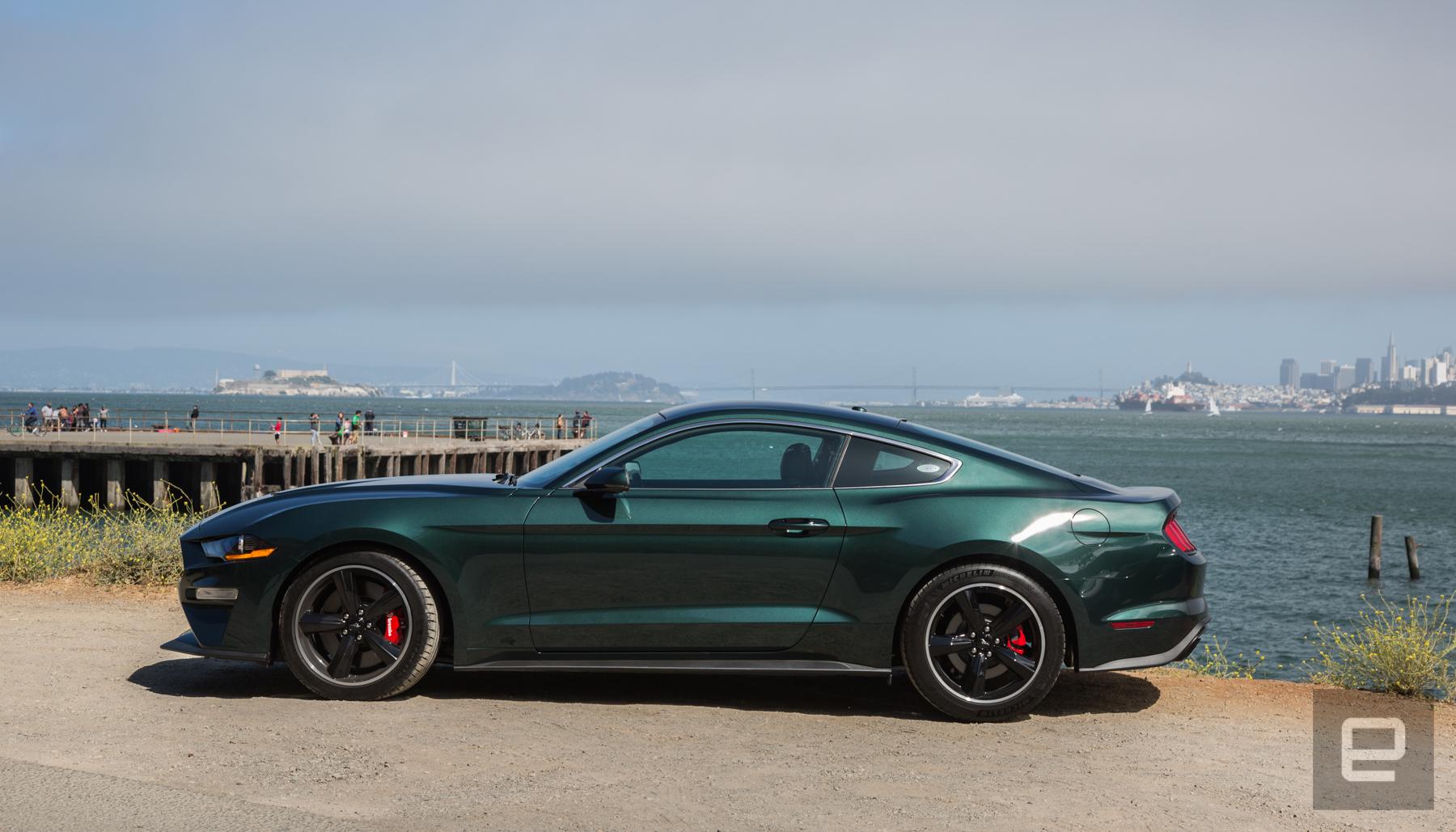Ford Mustang Bullitt 3