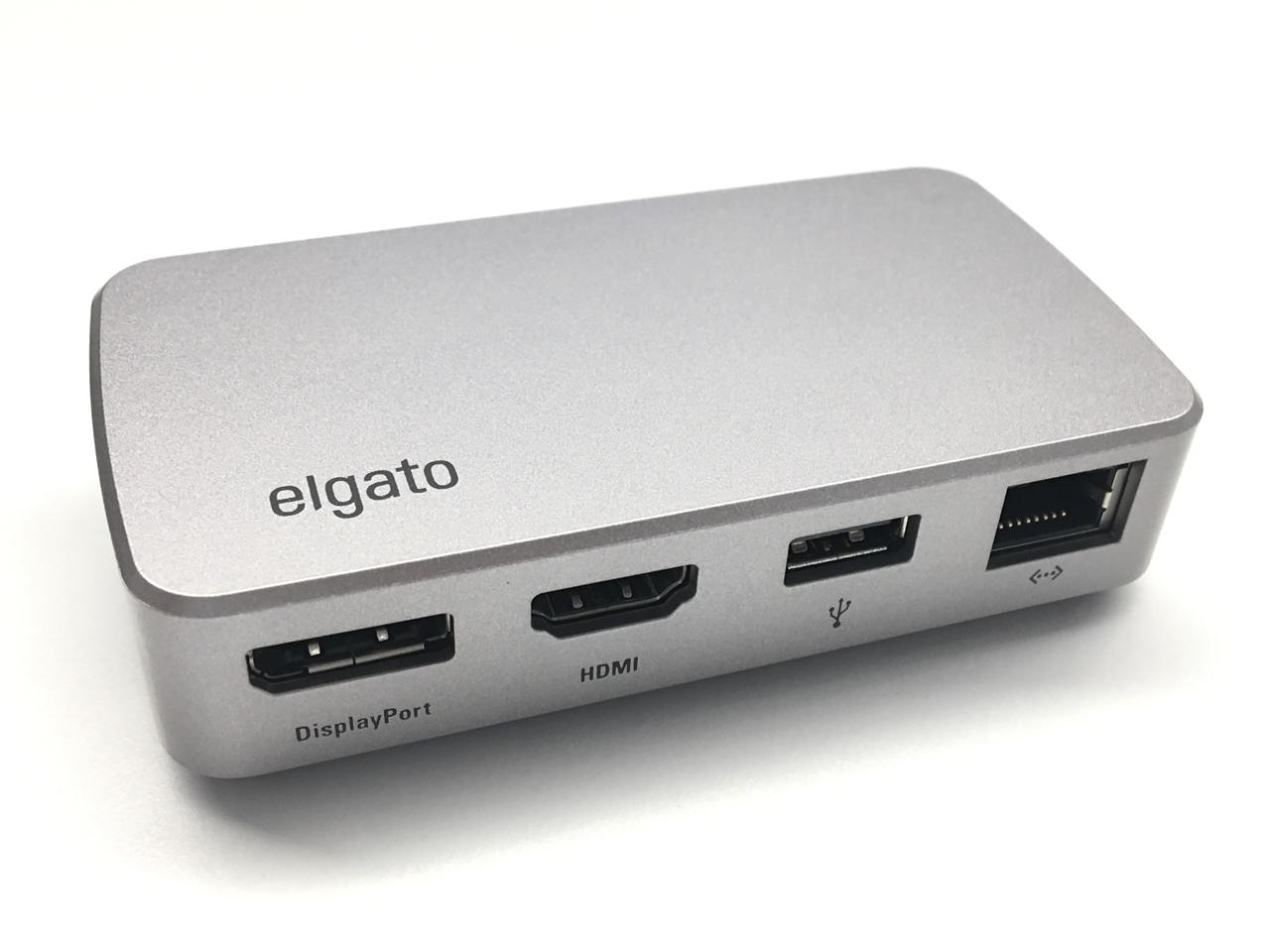 Elgato Thunderbolt 3 Mini Dock Review - FunkyKit