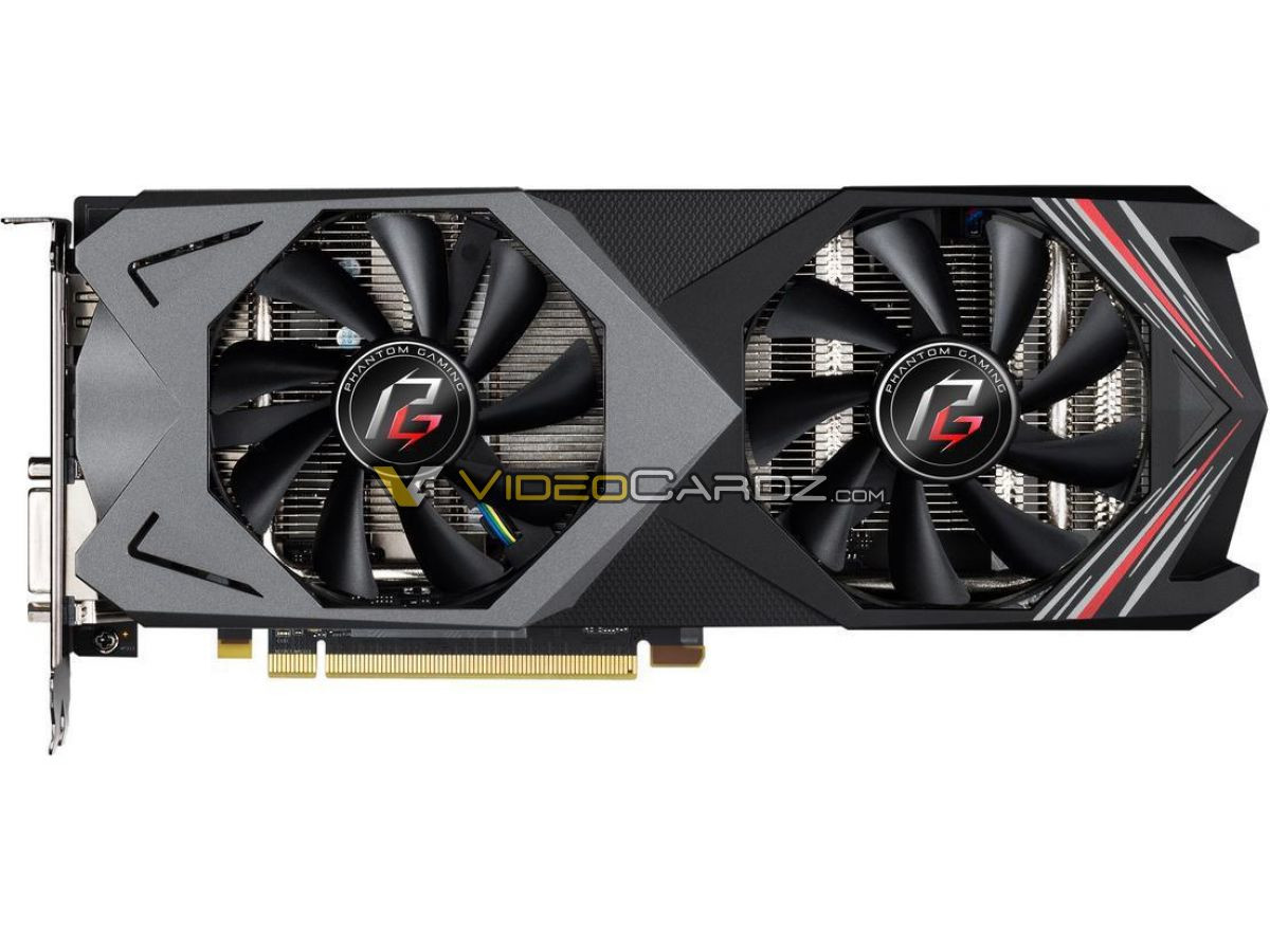 ASRock Radeon RX 590 Phantom Gaming 2
