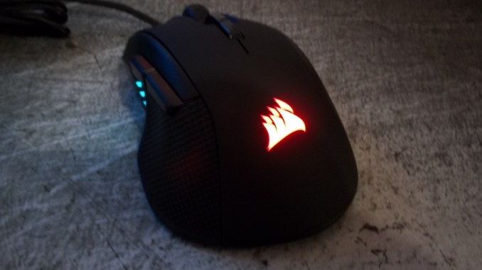Corsair Ironclaw RGB Gaming Mouse Review - FunkyKit