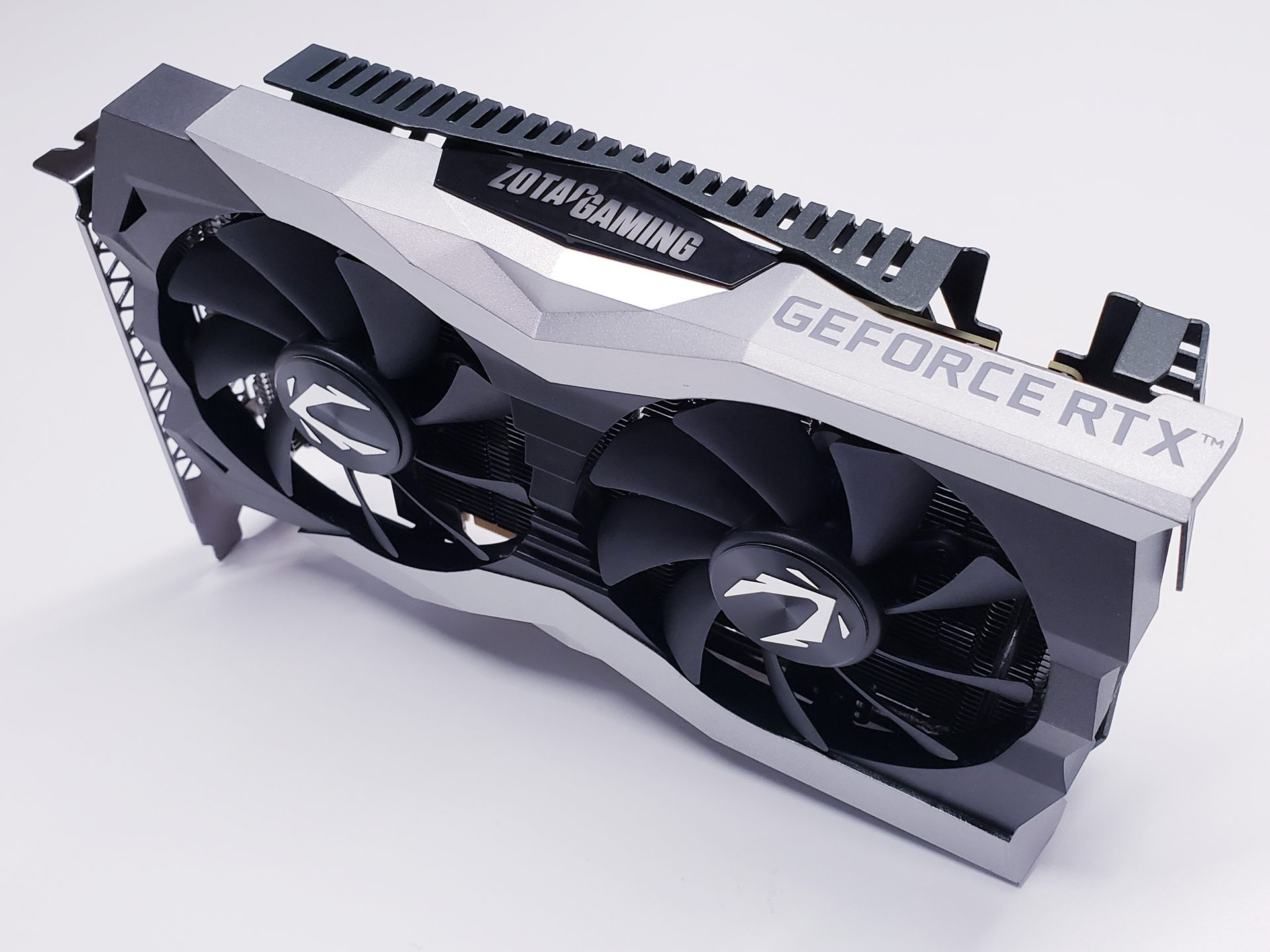 ZOTAC GAMING GeForce RTX 2060 AMP (6GB GDDR6) Review - Page