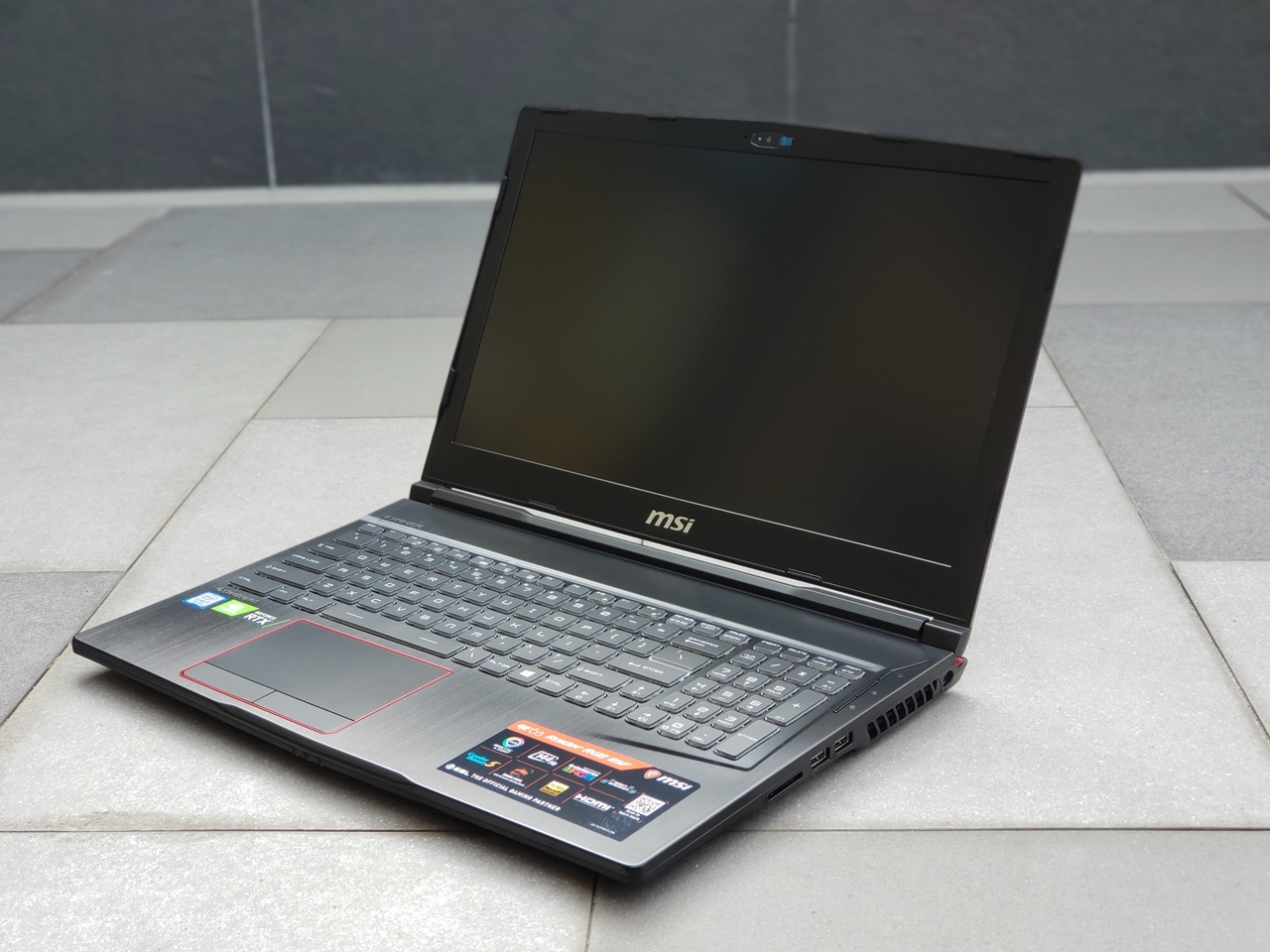 MSI GE63 Raider RGB 8SF (with GeForce RTX 2070) Gaming Laptop Review