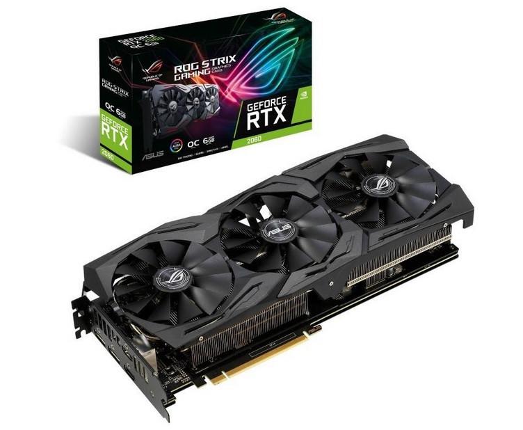 asus GeForce RTX 2060 1