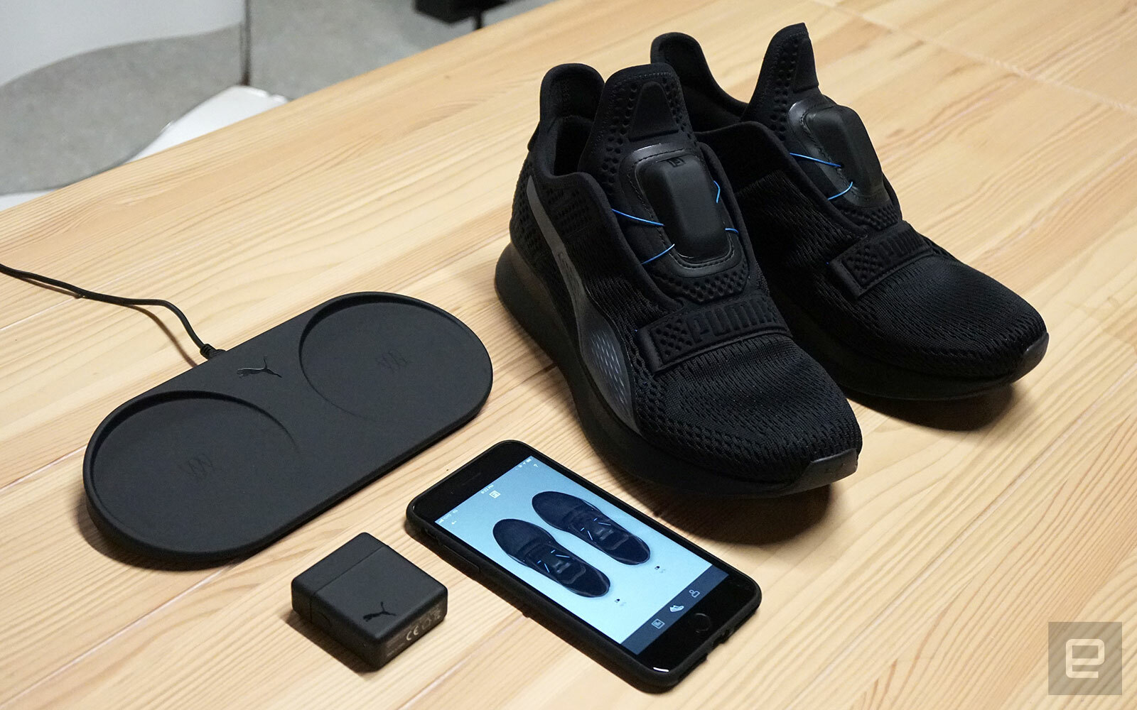 acc8641b2626a6 Puma New Fi Self-Lacing Shoes - FunkyKit